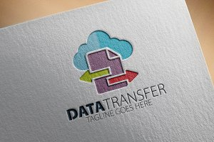 Data Transfer Logo
