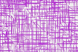Purple lines seamless pattern