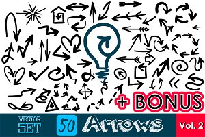 50 Arrows bundle. Vol. 2