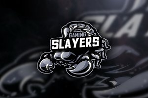 Slayers - Mascot & Esport Logo