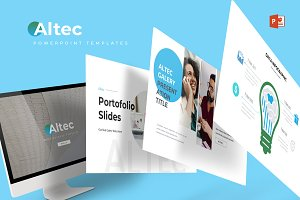 Altec - Powerpoint Template