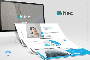 Altec - Keynote Template