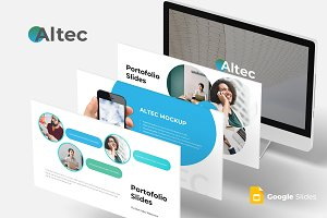 Altec - Google Slides Template