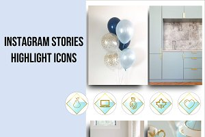 53 Instagram Story Highlight Icons