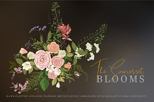 The Somerset Blooms - Clip Arts Set