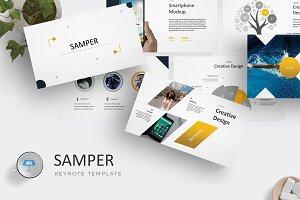 Samper - Keynote Template