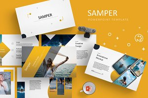 Samper - Powerpoint Template