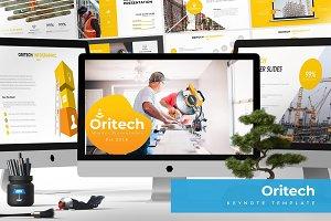 Oritech - Keynote Template
