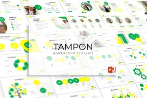 Tampon - Powerpoint Template