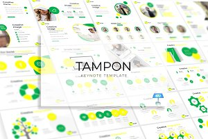 Tampon - Keynote Template
