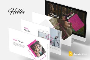 Hellia - Google Slides Template