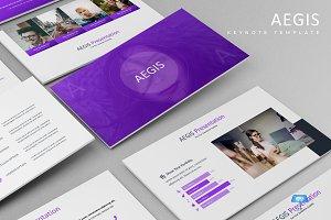 Aegis - Keynote Template