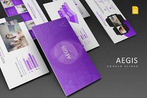 Aegis - Google Slides Template