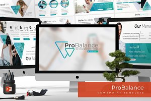 Probalance - Powerpoint Template