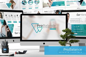 Probalance - Keynote Template