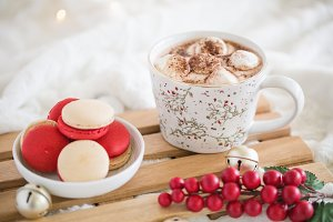 Holiday Stock Photo - Cozy Winter