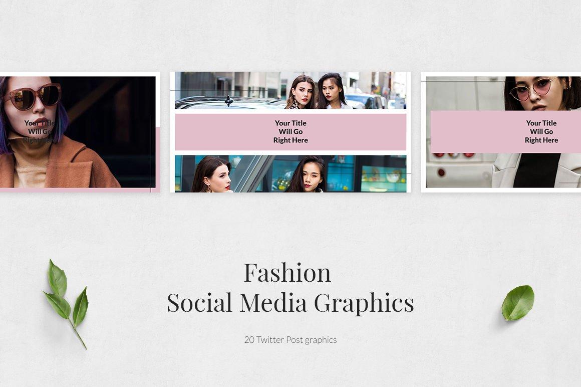 Fashion Twitter Posts