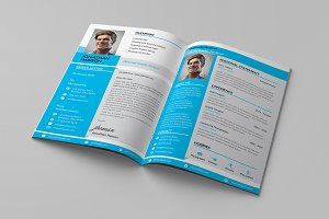 Civy - A4 Resume Template
