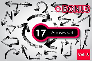 17 Arrows bundle. Vol. 3