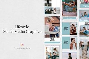 Lifestyle Animated Instagram Stories