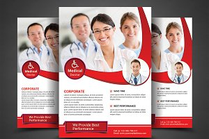 Health & Medical Doctors Template
