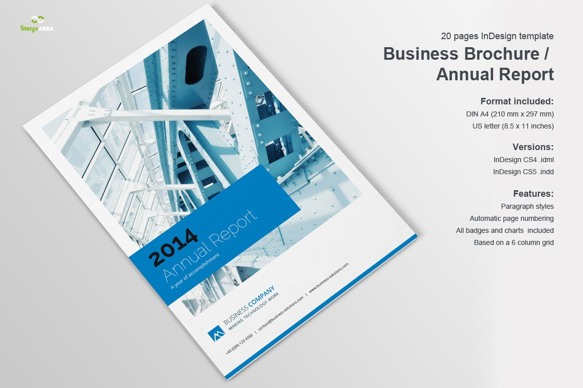 business brochure templates - business brochure annual report brochure templates