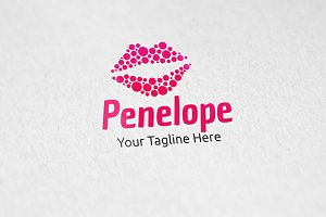 Penelope - Logo Tempalte