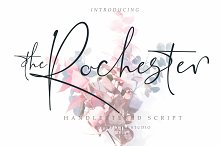 the Rochester // Beatiful Signature