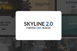 Skyline | Multipurpose HTML Template