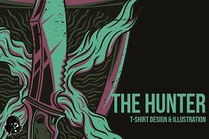 The Hunter Illustration