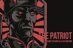 The Patriot Illustration