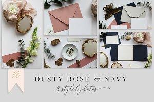 Wedding Invitation Styled Stock Set