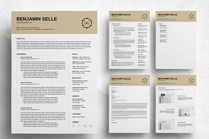 Resume Template | 5 Pages