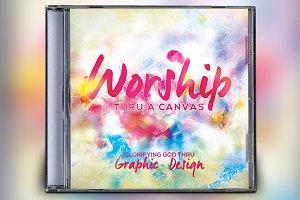 Worship Thru a Canvas