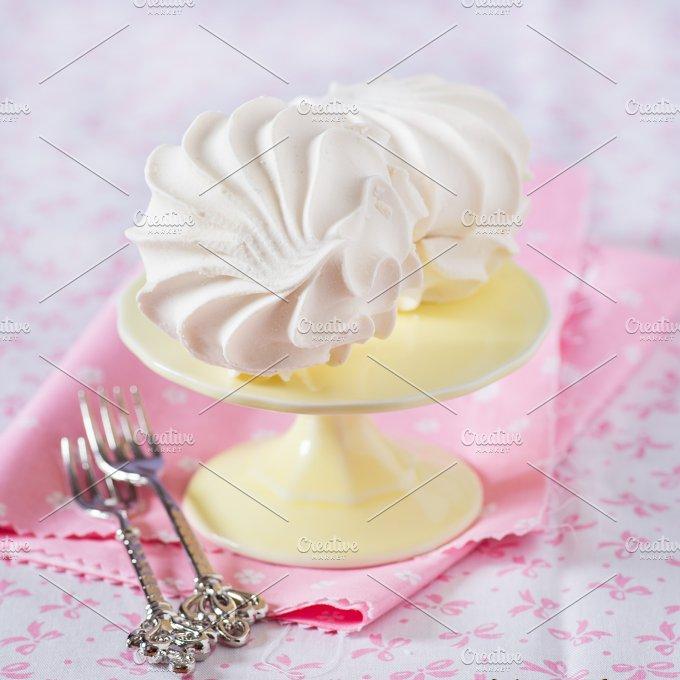 Vanilla marshmallows - Food & Drink
