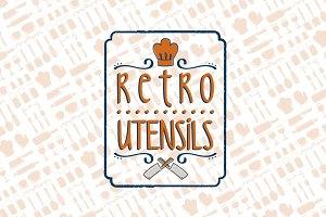 Retro Utensils