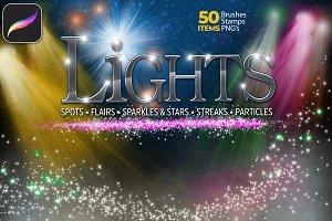 50 Lights Set