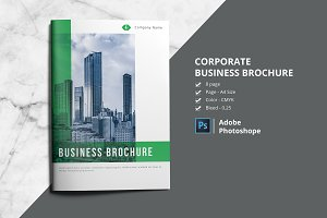 Corporate Brochure Template V840