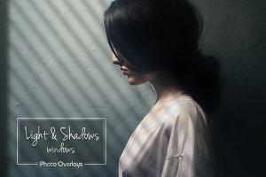 Light and Shadows. Window overlays