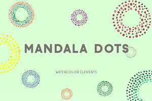 Mandala Dots Pack