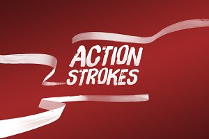 Action Strokes