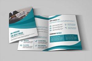 Bifold Business Brochure V841