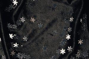 festive background with shiny decora