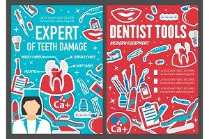 Dentist doctor, medical and hygiene