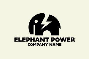 Elephant Power Logo