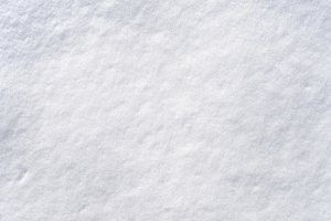 Snow top view for background