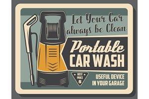 Car wash service and maintenance