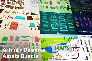 Affinity Designer Assets Bundle