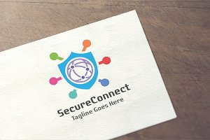 Secure Connect Logo