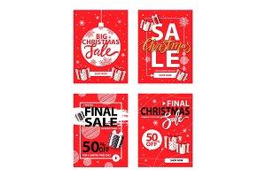 Big Christmas Holiday Sale, Winter